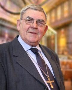 Décès de Mgr Michel Guyard
