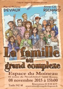La famille au grand complexe revient !