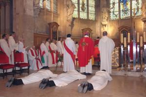 Un nouveau diacre pour le diocèse