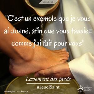 Jeudi Saint 2016