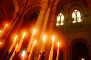 Temps de prière suite à l'attentat du 26 juillet