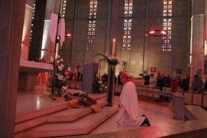 Consécration de l'église Saint Joseph