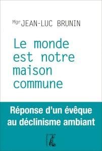Nouveau livre de Mgr Jean-Luc Brunin