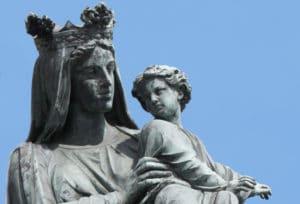 Le pèlerinage à la Vierge noire