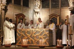 Les prêtres du diocèse vivent un temps de retraite