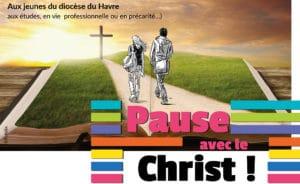 Pause avec le Christ !