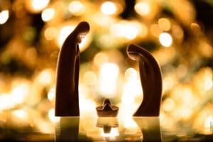 Noël de sobriété et de partage – Message de Mgr Jean-Luc Brunin