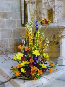 Fleurir en Liturgie