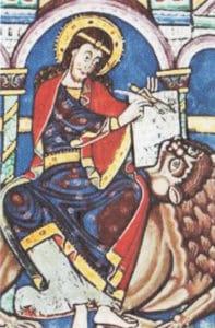 Lecture publique du texte de l'Évangile de Jésus-Christ selon Saint Marc