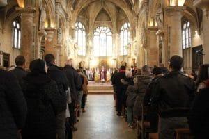 Fête de l'initiation chrétienne – Mot d'accueil de Mgr Jean-Luc Brunin