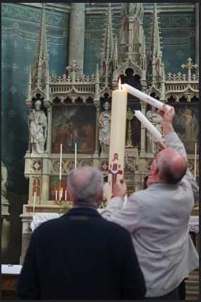 Messe de Pâques