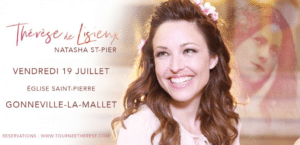 Natasha St-Pier en concert