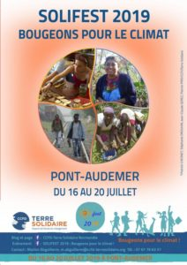 Solifest 2019 – CCFD-Terre Solidaire