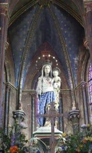 Pèlerinage à Notre-Dame de Flots