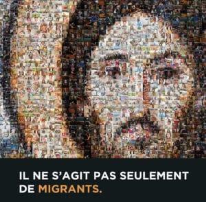 « Il ne s'agit pas seulement de migrants »