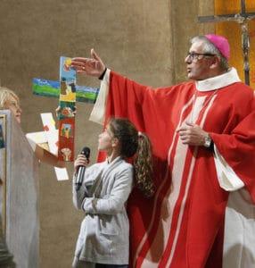 Rentrée de l'enseignement Catholique