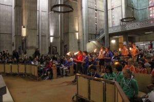 Homélie Messe de rentrée des scoutismes