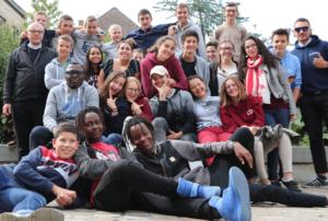 Message de la Pastorale des Jeunes