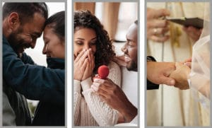Journée d'amitié et de réflexion pour les futurs mariés