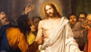 Méditation de Mgr Brunin pour le Dimanche de la Miséricorde