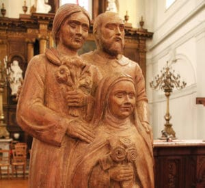 Prière des couples et des familles