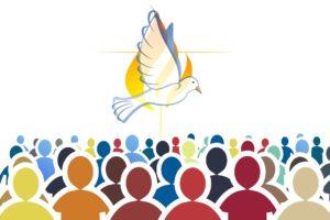 Horaires des messes de Pentecôte sur nos paroisses