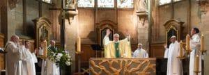 Message de Mgr Brunin pour la journée de prière pour les vocations