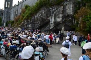 Message pour Pèlerinage Lourdes 2020