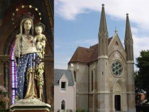 Pèlerinage à Notre-Dame des Flots