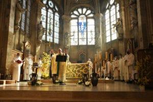 Homélie de la messe Chrismale