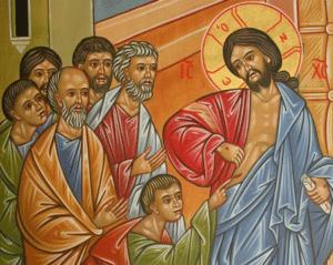 Dimanche de la Miséricorde en famille