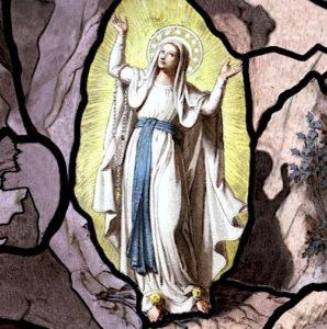 Pèlerinage diocésain à Lourdes 2021