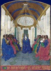 La Pentecôte en famille