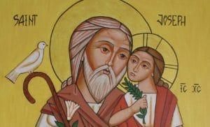 Célébration diocésaine de l'année Saint Joseph