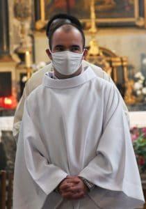 Ordination diaconale à la Cathédrale !
