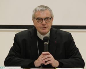 Conférence de Mgr Brunin – Temps de la création